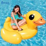 Phao bơi vịt vàng thiếu niên INTEX 57556