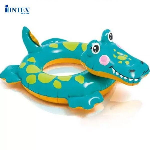 Phao bơi thú vòng INTEX 58221