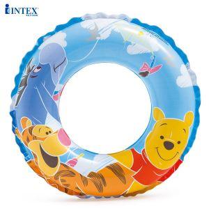 Phao bơi INTEX 58228 - Phao tròn gấu Pooth 51cm