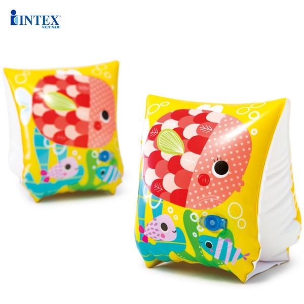Phao tay cá vàng INTEX 58652