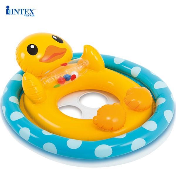 Phao bơi thú xỏ chân INTEX 59570