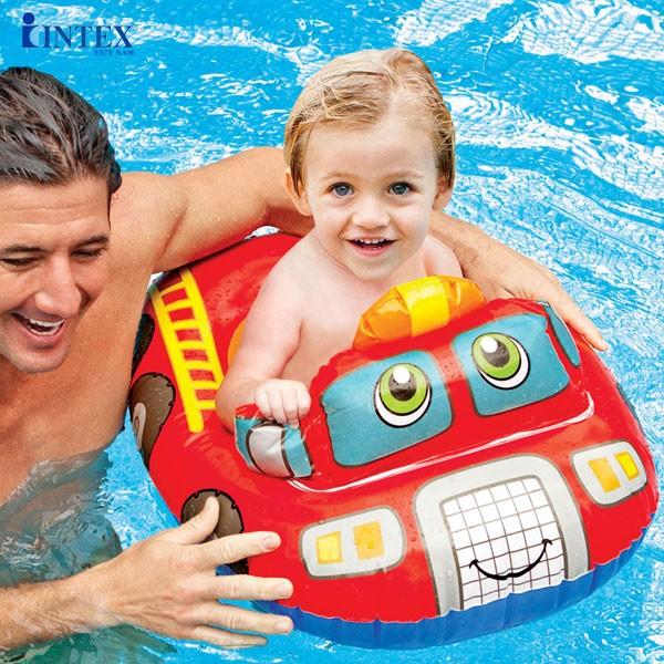 phao bơi xỏ chân cho bé