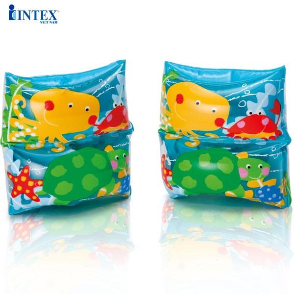 Phao bơi tay cá INTEX 59650
