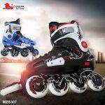 Giày trượt patin Cougar bánh cao su cao cấp MZS307
