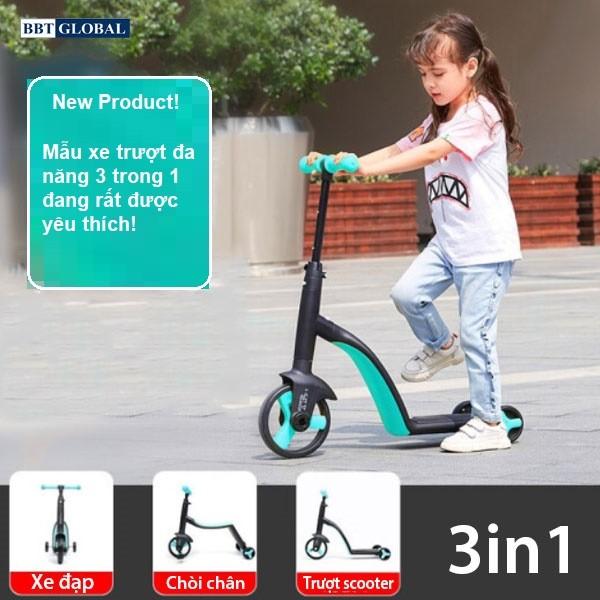 xe trượt scooter cho bé SK1309