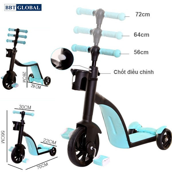 sk1309-xe-truot-scooter-cho-be-3-trong-1-bbt-global-8