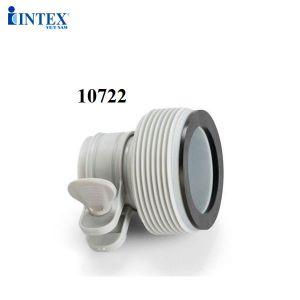 Cút nối từ ống máy lọc nước cát sang bể có lỗ nhỏ INTEX 10722