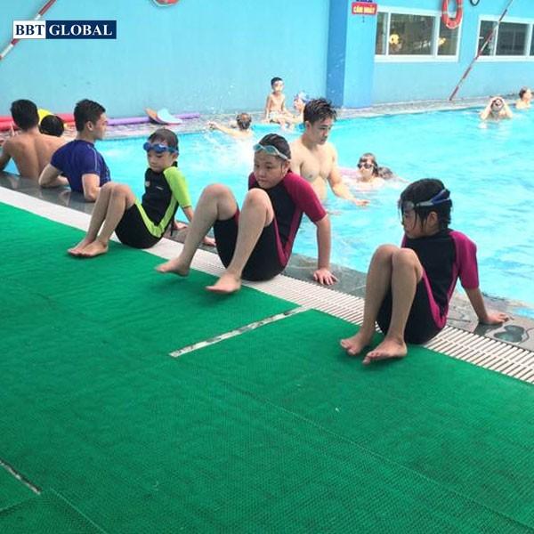 Áo bơi giữ nhiệt cản gió AGN
