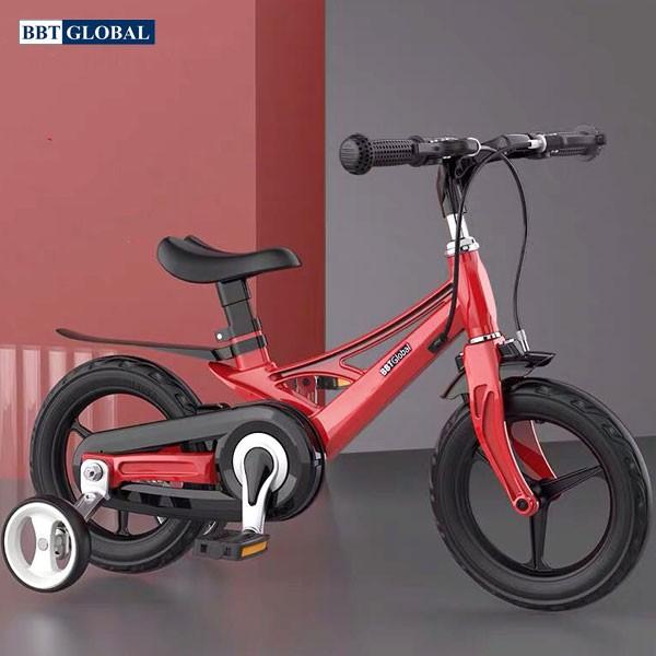 Xe đạp trẻ em BBT Global khung siêu nhẹ size 14 in BB66-14