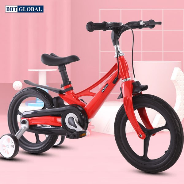 Xe đạp trẻ em BBT Global khung siêu nhẹ size 16 in BB66-16