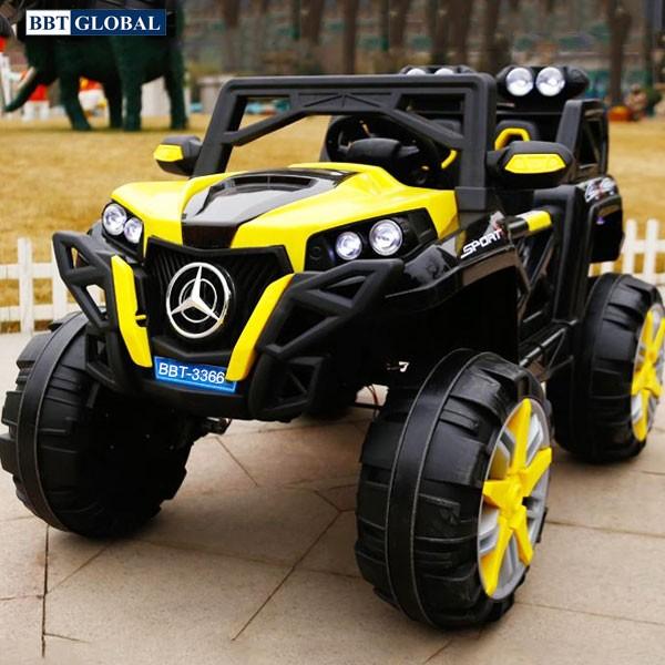 Xe ô tô điện trẻ em địa hình BBT-3366N