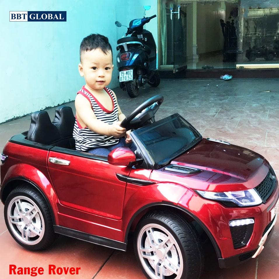 Xe Ô tô điện cho bé dáng Range Rover BBT-6666