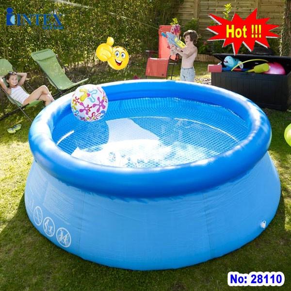 Bể bơi phao gia đình 2m44 INTEX 28110