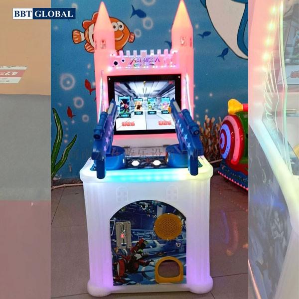 Đồ chơi điện tử tổng hợp dành cho khu vui chơi GAME-6020