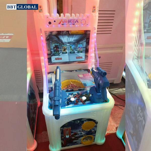 Đồ chơi bắn súng điện tử khu vui chơi GAME-6020