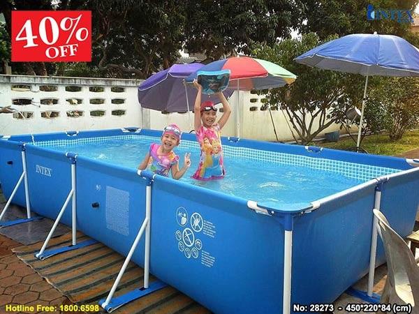 bể bơi cho bé tại đà nẵng
