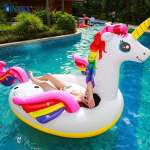 Phao bơi ngựa thần khổng lồ INTEX 57291
