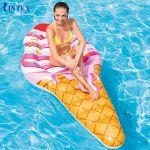 Phao bơi Kem ốc quế khổng lồ INTEX 58762