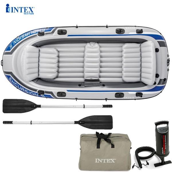 Thuyền bơm hơi INTEX du lịch EXCURSION 5 người 68325