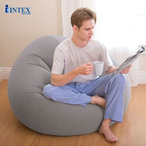 Ghế hơi quả đào mẫu mới INTEX 68579