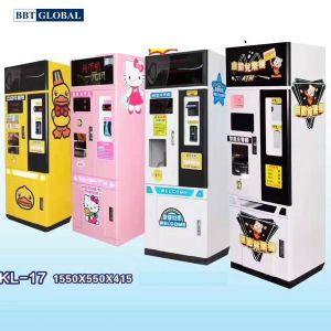 Máy bán xu tự động tại khu vui chơi GAME-500