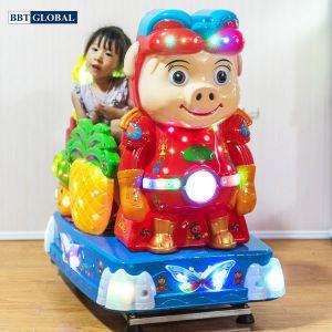Nhún điện nhập khẩu lợn thần tài NDNK-1002