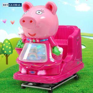 Nhún điện nhập khẩu lợn PEPPA đáng yêu NDNK-1009