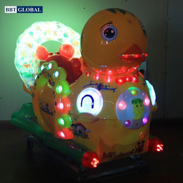 Nhún điện nhập khẩu vịt phát sáng NDNK-1014