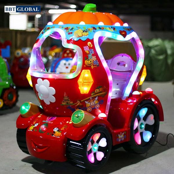 Nhún điện nhập khẩu xe Bí Ngô NDNK-1040