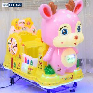 Thú nhún điện nhập khẩu nai hồng NDNK-1094
