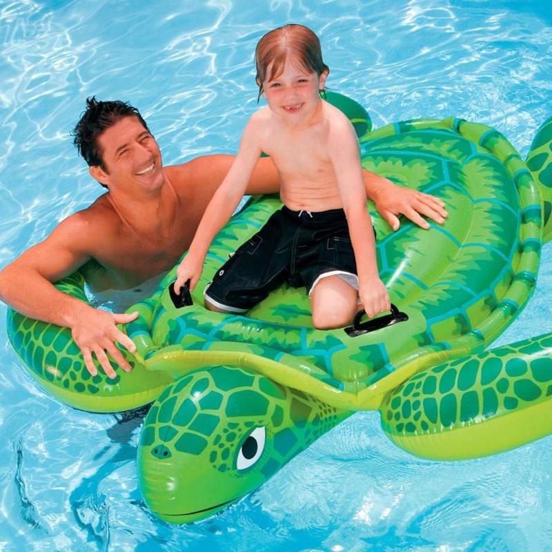 Phao bơi INTEX 57524 hình rùa biển