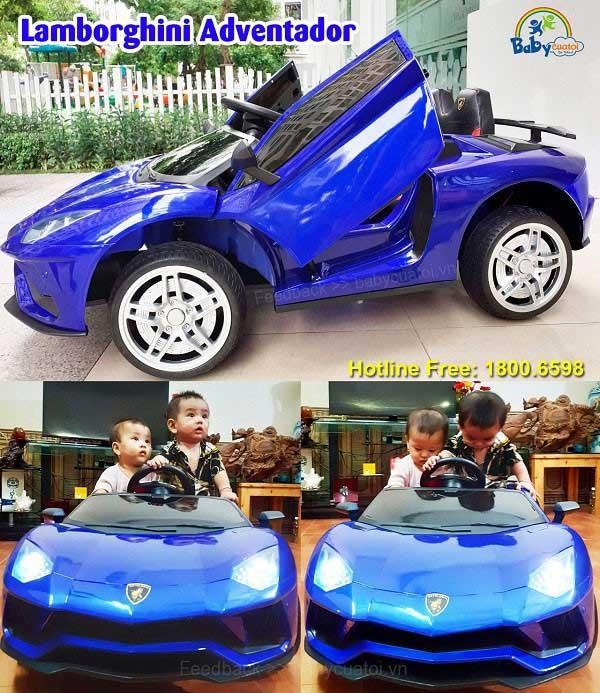 xe ô tô điện trẻ em ở Bình Dương