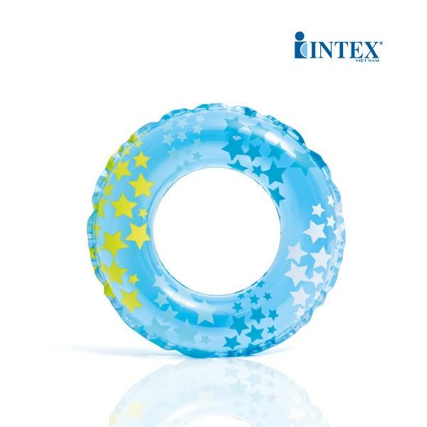 bể bơi phao 3 chi tiết cho bé INTEX 59460