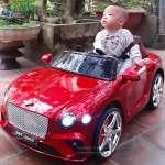 Xe điện trẻ em BBTGlobal dáng Bentley BBT-5555