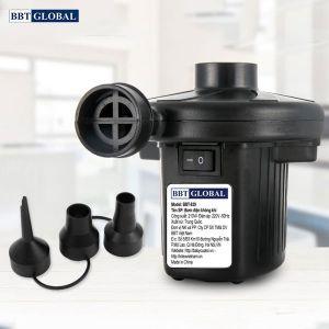 Bơm điện BBT Global hút xả 2 chiều công nghệ mới BBT-839