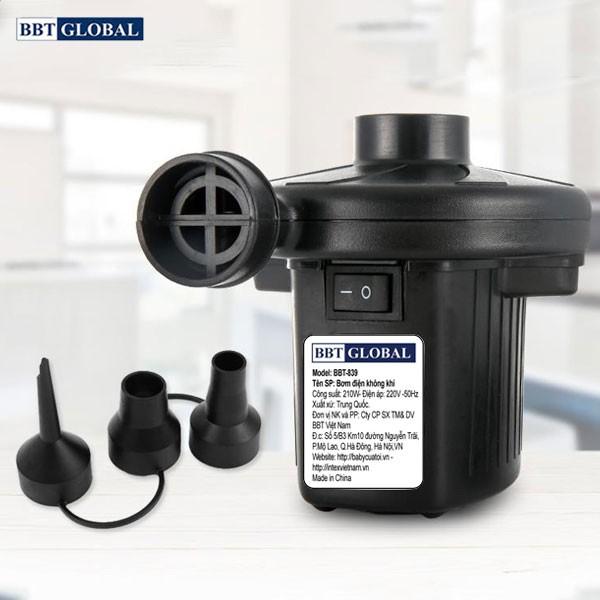Bơm điện công nghệ mới BBT GLobal 939