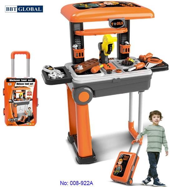 Đồ chơi sửa chữa vali kéo cho bé 008-922A