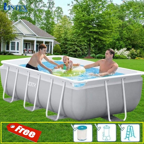 Bể bơi thông minh chịu lực 3m INTEX 26784