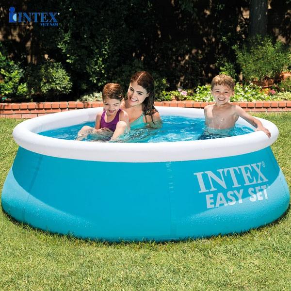 bể bơi cổ bơm hơi cho bé INTEX 28101
