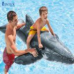 Phao bơi cá voi mẫu mới INTEX 57530