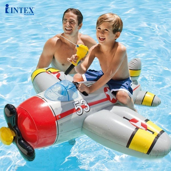 Phao bơi intex - bền bỉ và an toàn