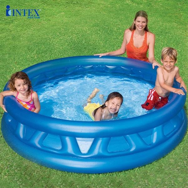 Bể bơi phao trẻ em tròn đường kính 1m88 INTEX 58431
