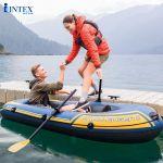 Thuyền bơm hơi INTEX Challenge 2 người 68367