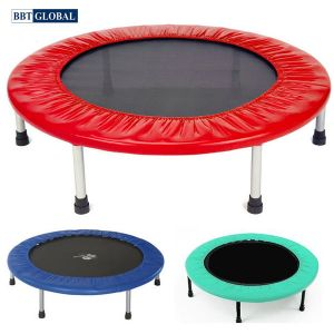 Bạt nhún trampoline tròn cho bé ĐK 100cm KT211-100