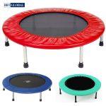 Bạt nhún trampoline tròn cho bé ĐK 150cm KT211-150