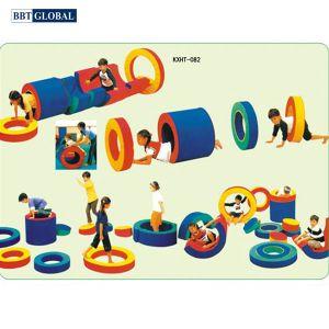Đồ chơi mầm non chui ống nhập khẩu KXHT-082