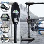 Mô tơ điện ắc quy thuyền bơm hơi INTEX 68631
