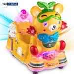 Nhún điện nhập khẩu chú gấu đáng yêu NDNK-1043