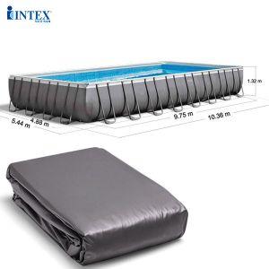 Phụ kiện INTEX 12447 - Vỏ bể khung kim loại 9m75x4m88x1m32