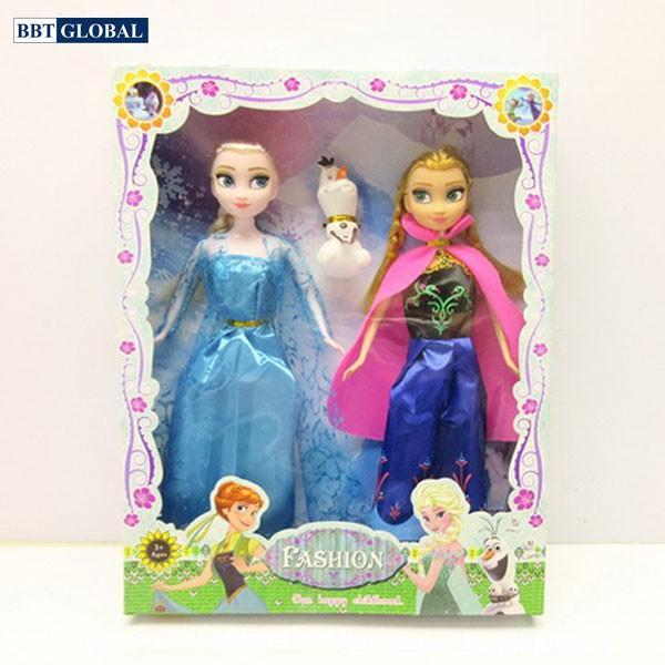Búp bê hai chị em Elsa 318A4